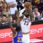 LeBron James wins ESPY for … Best Championship Performance?
