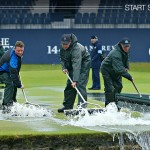 Your British Open update: Weather has become a factor
