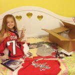 T.J. Oshie comes through with Capitals care package for sad, little fan (Photo)