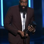 James Harden, not Stephen Curry, wins MVP at NBPA's first Players' Awards