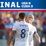 Watch USA 6-0 Cuba match highlights [VIDEO]