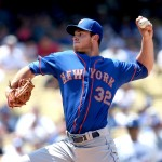 Steven Matz to miss several weeks due to a lat injury