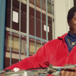 Ken Griffey Jr. catches fish and rides a moped in new Macklemore video