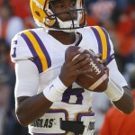 Brandon Harris named LSU's starting quarterback