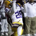 Reports: LSU DB Jalen Mills to miss 'first few games'