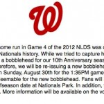 Nationals nix Jayson Werth bobblehead, were not satisfied with finished product