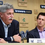 Melvin steps down as Brewers general manager