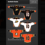 Ducks to get 'Mighty' again, Avs to honor Colorado with reported new third jerseys (Photos)