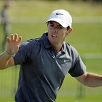 Rory McIlroy won't give up soccer and expects to contend at the PGA
