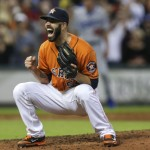 MLB won't take issue with Fiers' no-hitter glove