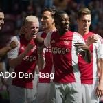 El Ghazi scores twice as Ajax maintain winning Eredivisie start