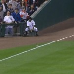 Justin Verlander loses bid for third career no-hitter by inches in ninth inning