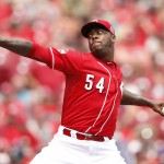 Aroldis Chapman's blazing fastball blows up Statcast