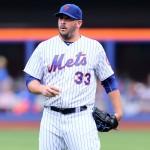 Mets to skip Matt Harvey's next start in effort to manage workload