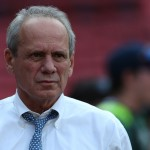 Report: Larry Lucchino stepping down as Red Sox president and CEO