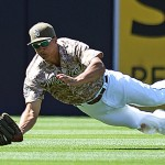 Padres trade outfielder Will Venable to Rangers