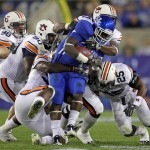 Auburn Tigers at Kentucky Wildcats Point Spread Pick and Betting Odds Oct 15, 2015