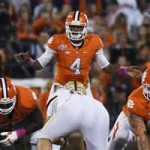 Clemson Tigers at Miami Hurricanes Point Spread Pick and Betting Odds Oct 24, 2015