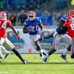 Florida Gators at Georgia Bulldogs Point Spread Pick Oct 31, 2015