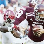 Texas A&M Aggies at Ole Miss Rebels Point Spread Pick and Betting Odds Oct 24, 2015