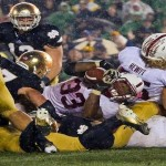 Notre Dame Fighting Irish at Stanford Cardinals Point Spread Pick