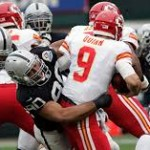 Kansas City Chiefs at Oakland Raiders Betting Lines – Free Pick