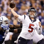 Houston Texans at Indianapolis Colts Free Pick
